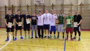 Krepšinio turnyras 3×3