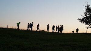 Vidzgirio bendruomenė kviečia vaikus ir jaunimą į dienos stovyklą