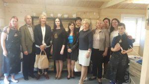 Šiaulių regiono savivaldybių Socialinės paramos skyrių vedėjų vizitas  Alytuje